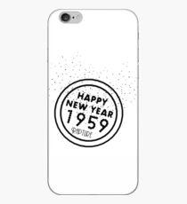 Happy New Year 1959 iPhone Case