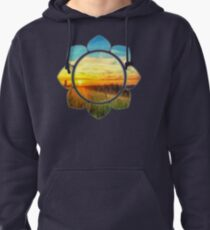 Paint Me A Sunset Pullover Hoodie
