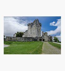 Ross Castle, Kerry ,Ireland  Photographic Print