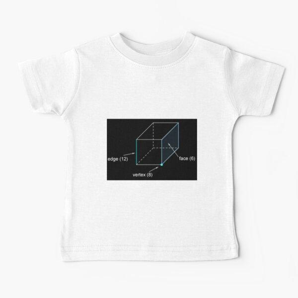 Edge - Vertex - Face Baby T-Shirt