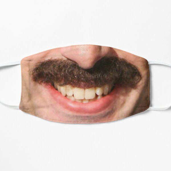 Borat -  Very Nice, I Like! Flat Mask