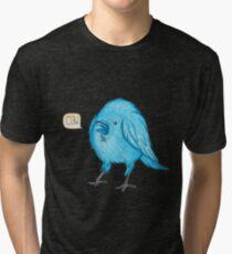 Riley the Raven Tri-blend T-Shirt