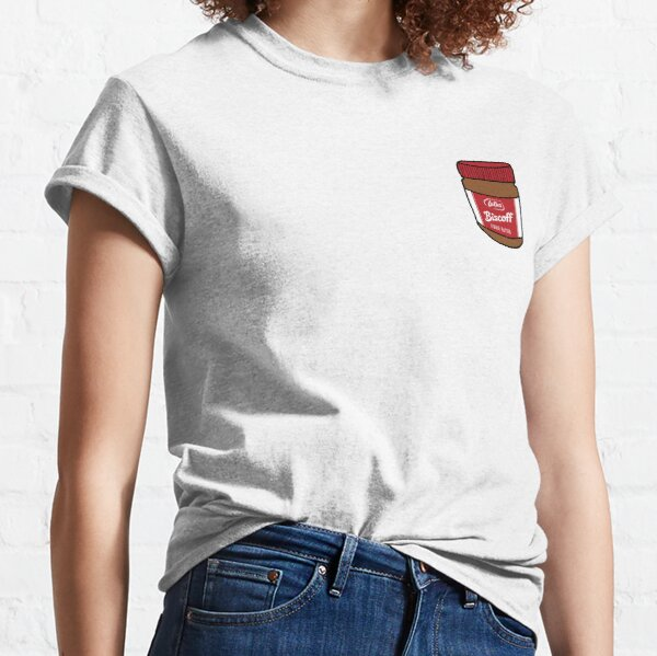 Lotus Biscoff Biscuit Spread Illustration Classic T-Shirt