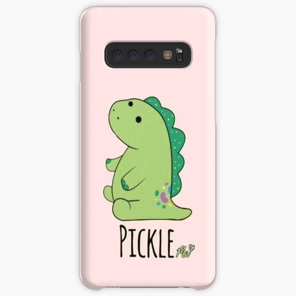 Moriah Elizabeth pickle the dinosaur Samsung Galaxy Snap Case