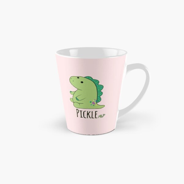 Moriah Elizabeth pickle the dinosaur Tall Mug