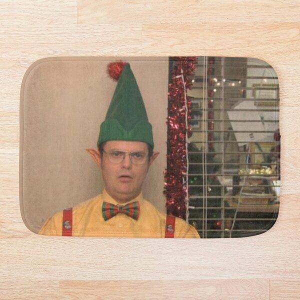 Dwight Shrute  Bath Mat