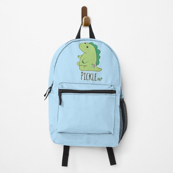Moriah Elizabeth pickle the dinosaur Backpack