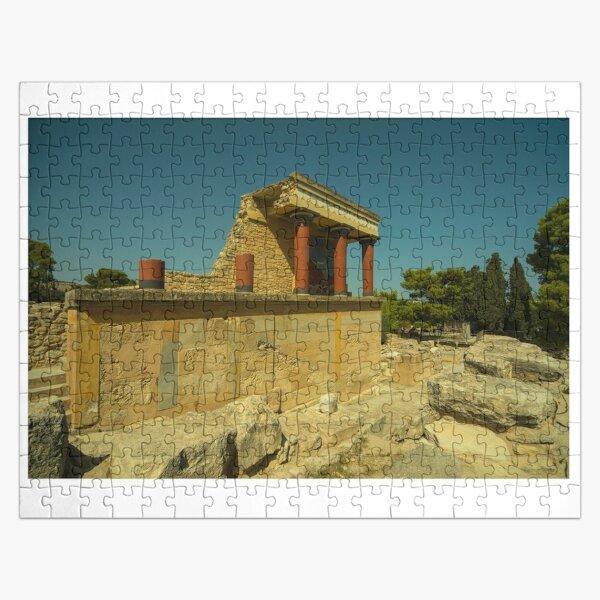 Knossos Palace  Jigsaw Puzzle