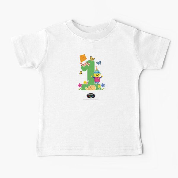 Number 1 Charlie's Colorforms City Baby T-Shirt