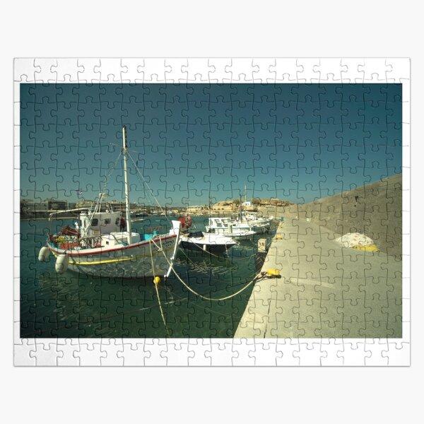 Hersonissos Harbour  Jigsaw Puzzle