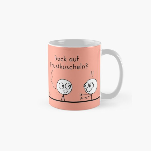 Frustrating day? Classic Mug