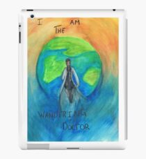 DW: I am the Wandering Doctor iPad Case/Skin