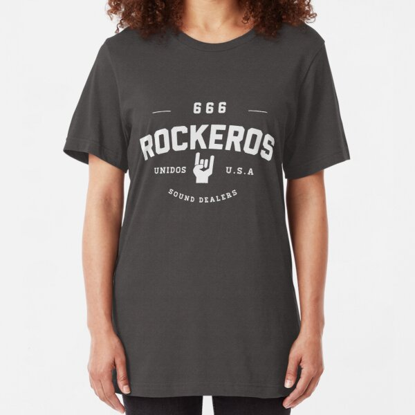 Rockeros USA Slim Fit T-Shirt