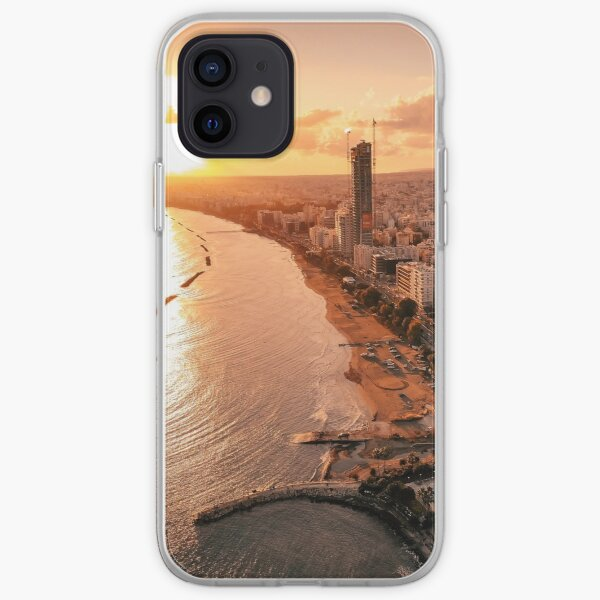 Dreamy Sunset - Limassol Cyprus iPhone Soft Case