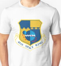 45th Space Wing Logo T-Shirt