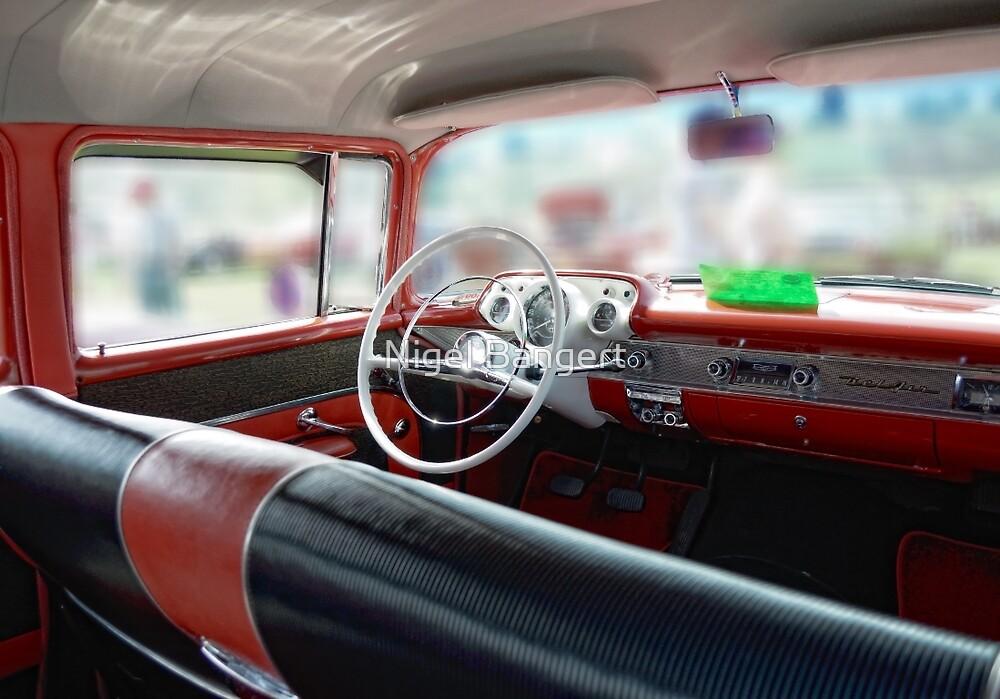 Chevrolet Bel Air Interior by Nigel Bangert