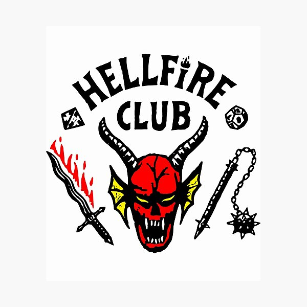 Hellfire-club Photographic Print
