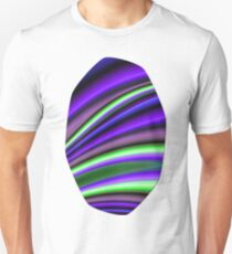 Abstract Fractal Colorways 01PL Unisex T-Shirt