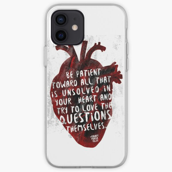 Unsolved iPhone Soft Case