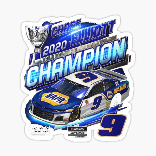chase elliott championship, - chase elliott, championship,  Sticker