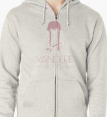Yandere Mode! Zipped Hoodie