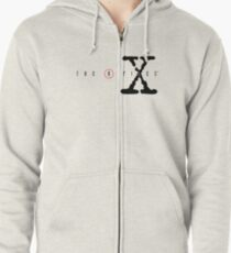The X Files Zipped Hoodie