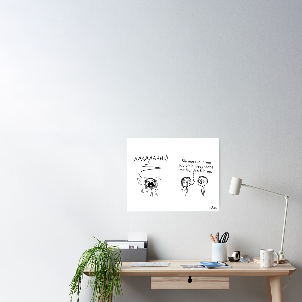 Kunden Poster