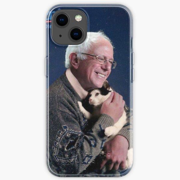 Purnie Sanders iPhone Soft Case