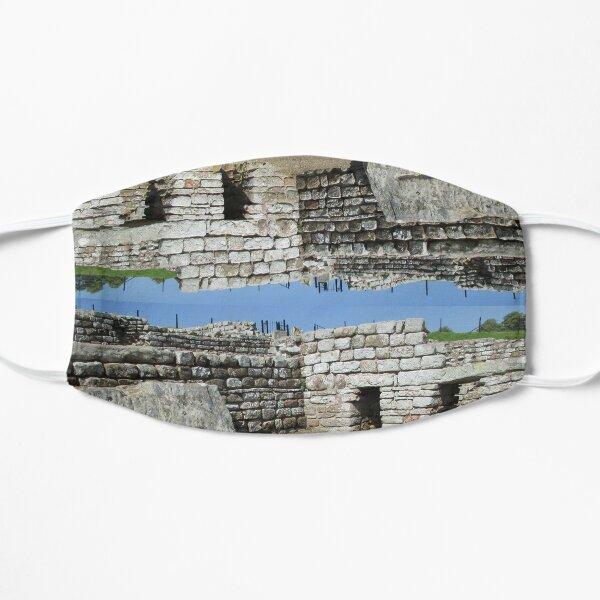 Merch #108 -- Rocks And Bricks - Shot 11 (Hadrian's Wall) Mask