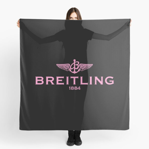BEST SELLING - Breitling Logo Scarf