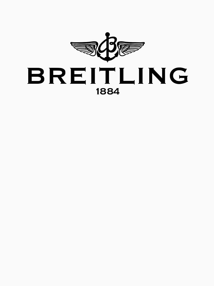 BEST SELLING - Breitling Logo by avezrillparki