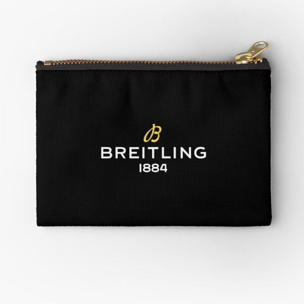 BEST SELLING - Breitling Logo Zipper Pouch