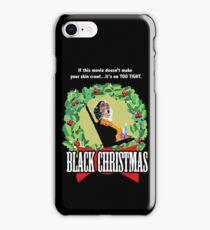 Black Christmas - Original Slasher iPhone Case/Skin