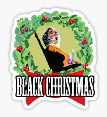 Black Christmas - Original Slasher Sticker