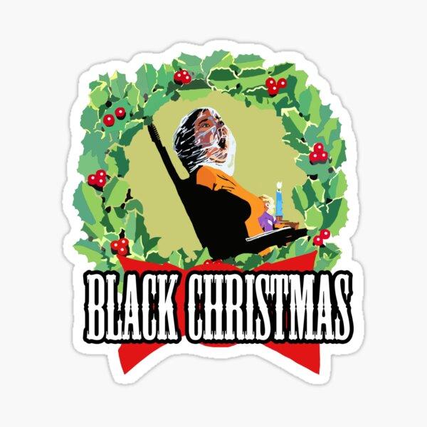 Black Christmas - Original Slasher Sticker