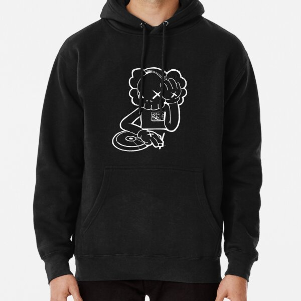 H  e llo K  aw s Pullover Hoodie