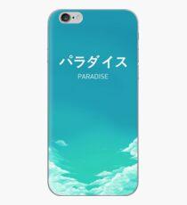 Paradise Japanese Aesthetic iPhone Case
