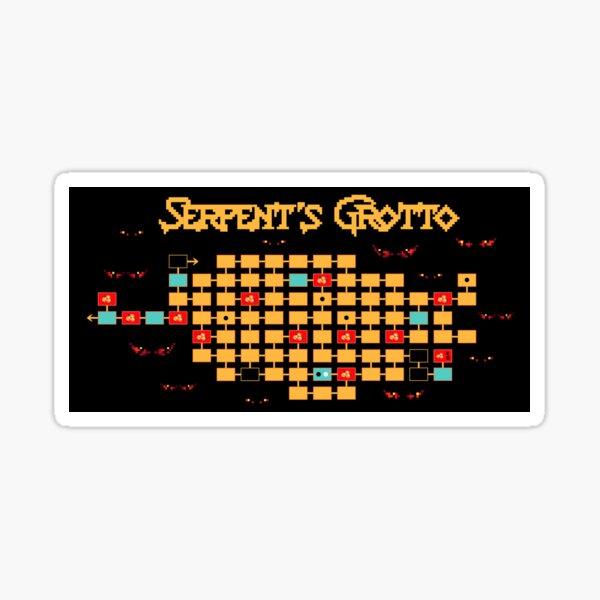The Legend of Kyrandia - Serpent's Grotto Sticker