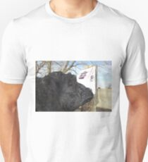 Jobie Checks his Agenda Unisex T-Shirt
