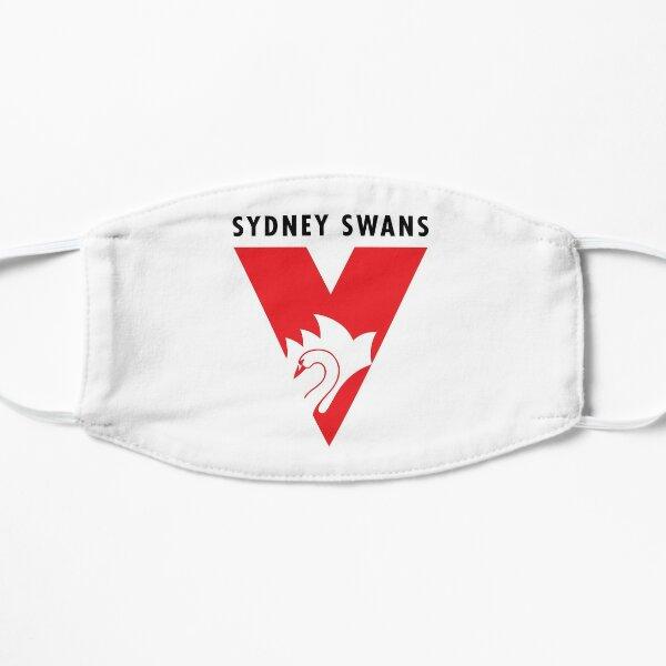 Swans-Sydney Flat Mask
