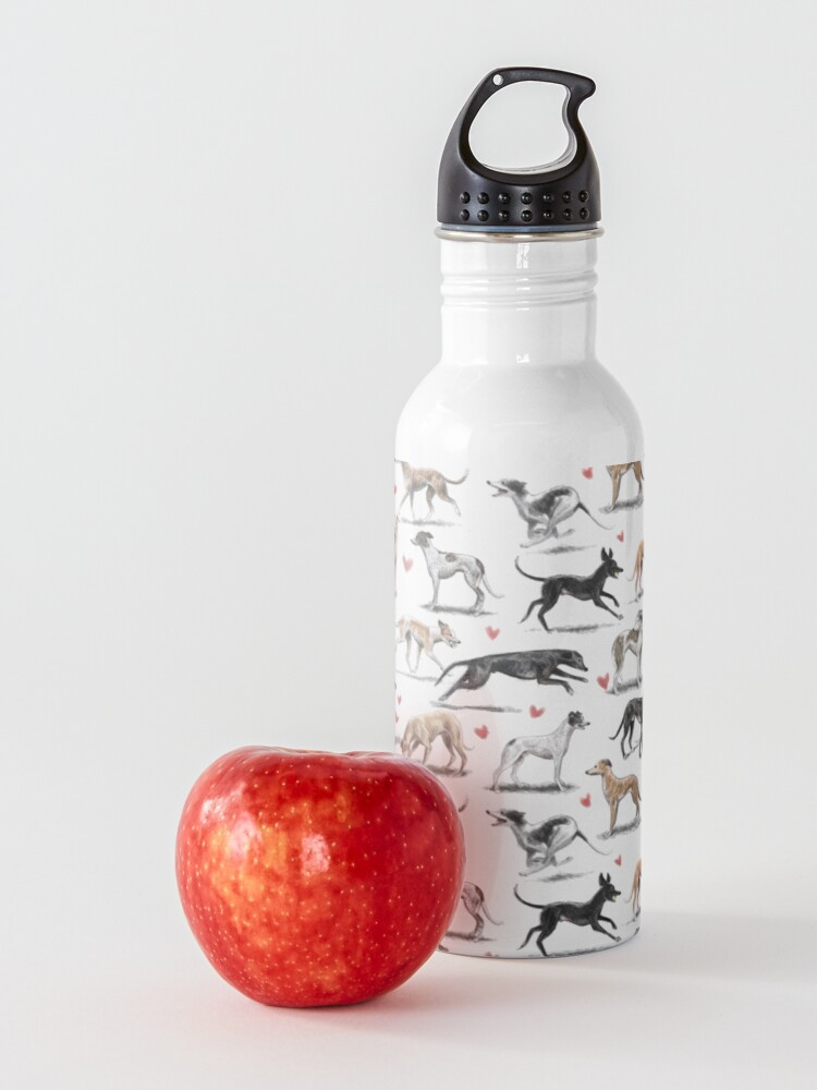 Alternate view of Greyhounds Water Bottle