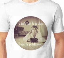 Alone Unisex T-Shirt