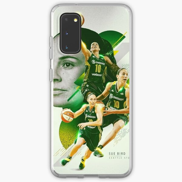 Sue Bird Samsung Galaxy Flexible Hülle