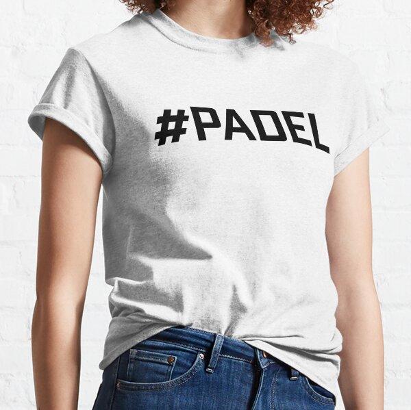 #amante del pádel ❤️ Camiseta clásica