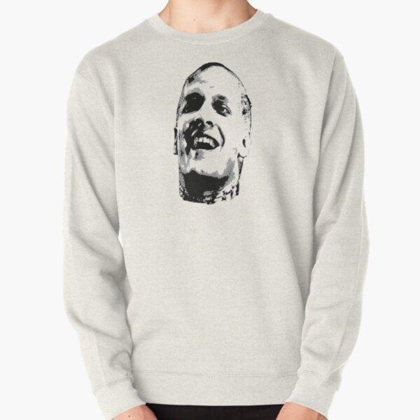 Kurgan head from highlander  Pullover Sweatshirt