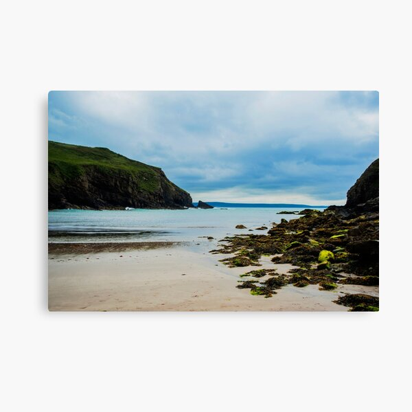 Nolton Haven Beach in Pembrokeshire Canvas Print