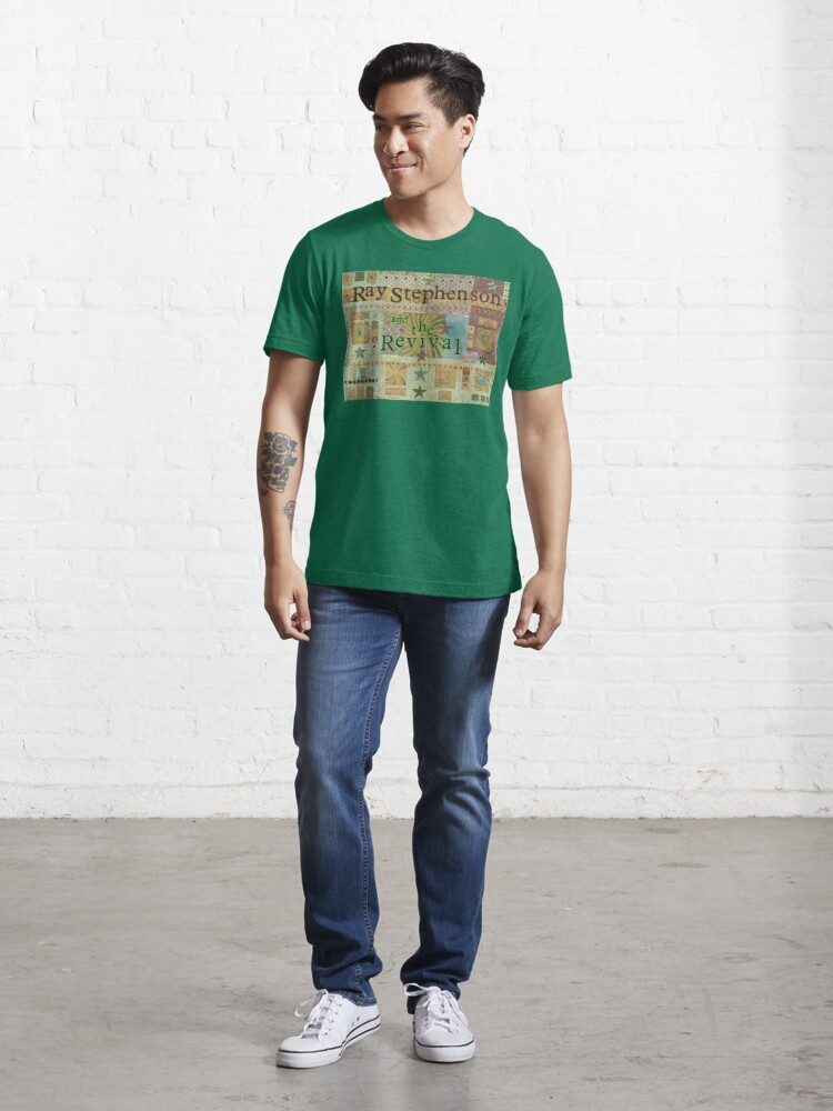 Alternate view of Ray Stephenson and the Revival Essential T-Shirt