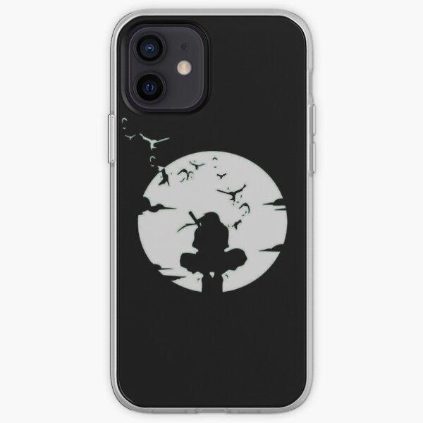i-tachi et lune Coque souple iPhone