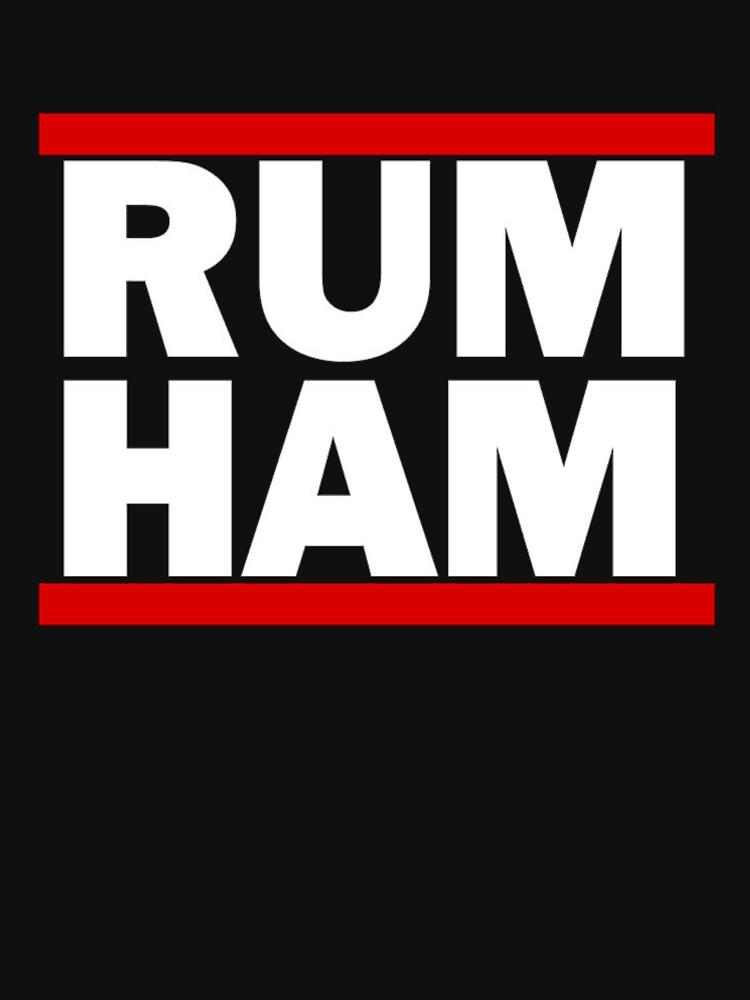 It's Always Sunny - Rum Ham | Unisex T-Shirt