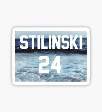 Stiles Stilinski Sticker